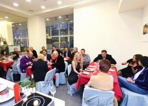 Компания ПРИС представляет проект «Вас приглашает ПРИС…» — сеть мастер-классов ведущих шеф-поваров