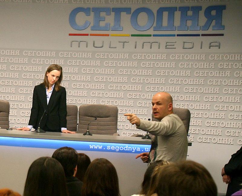 Собрание в редакции «Сегодня multimedia»