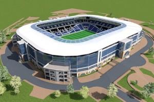 Одесский стадион будет работать круглосуточно