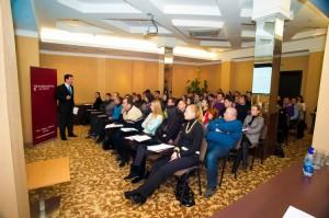 В ОМТП прошел бизнес-курс для молодых слушателей
