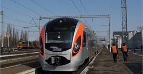 В Одессу пускают скоростной поезд
