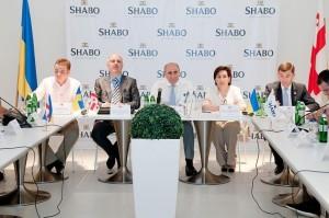 Украину посетили грузинские делегаты