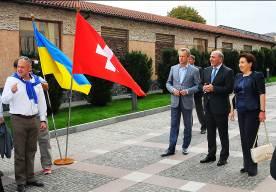 В Шабо прошла встреча швейцарских поселенцев