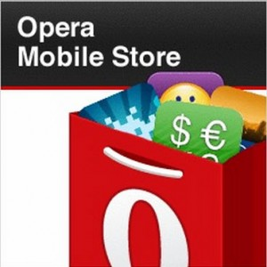 Opera mobile store скачать