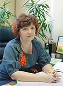 Людмила Коваленок, член правления банка «Пивденный»