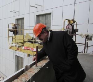 Доктор технических наук, первый проректор Одесской государственной академии строительства и архитектуры, профессор Евгений Клименко