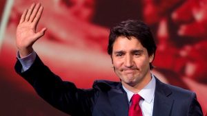 Justin Trudeau, Prime-minister of Canada to sign Free trade agreement with Ukraine