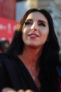 Jamala на красной дорожке ОМКФ 2016