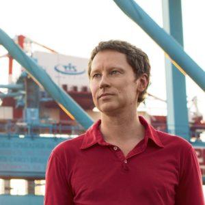 Егор Гребенников — инвестор и автор проекта возрождения Зеленого театра в Одессе