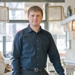 Андрей Мостовой, управляющий рестораном «Стейкхаус. Мясо и вино»:
