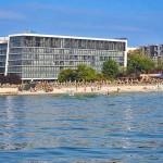Сборная Дании отказалась жить в Одессе