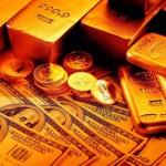 Золотовалютные резервы Украины уменьшились