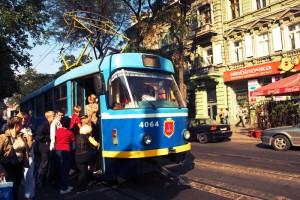 Одесский трамвай вошел в список Forbes