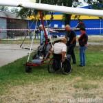 На авиашоу приехали даже инвалиды