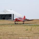 Маленький красный самолет