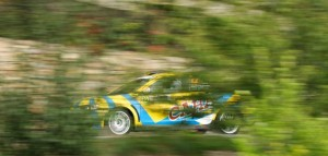Одессит Виталий Пушкарь вошёл в 4-ку лидеров в классе IRC Production на знаменитой гонке Rallye di Sanremo