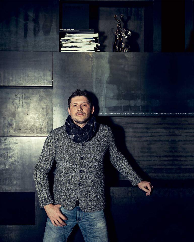 Дизайнер и архитектор ДенисБеленко — человек года по версии журнала Esquire