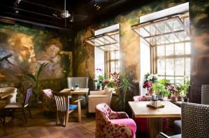 Разработанный «Студией Беленко» интерьер ресторана «Кобе» удостоен первого места в национальном конкурсе интерьеров
