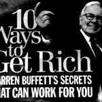 Warren Buffett tips for getting rich