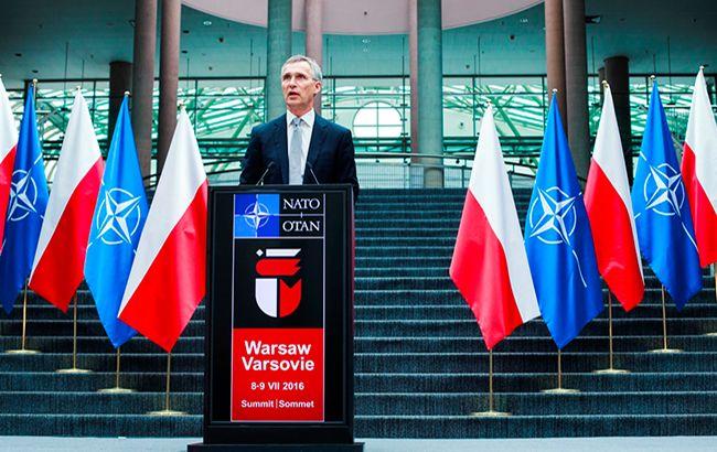 Jens Stoltenberg, Генеральный секретарь НАТО. Саммит НАТО в Варшаве