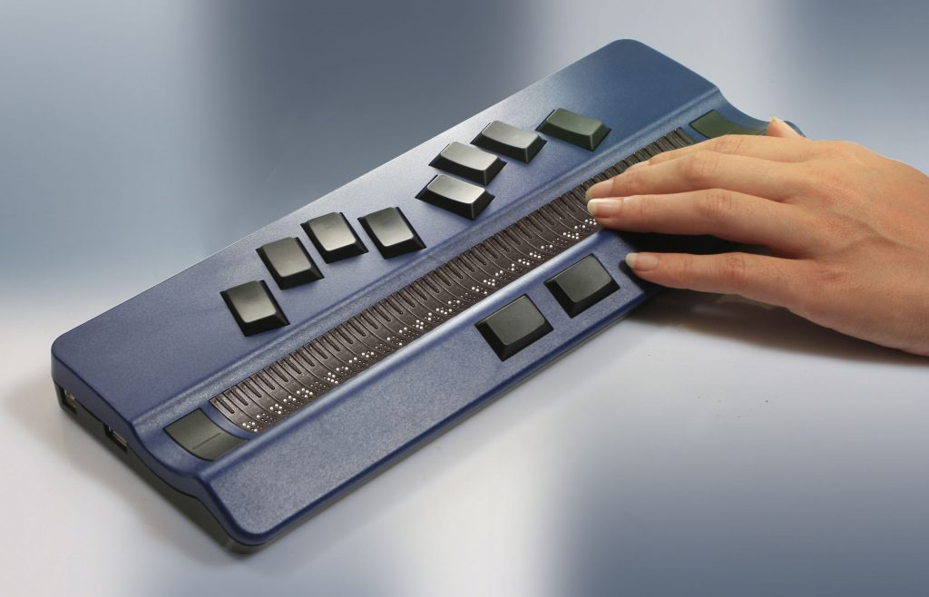 JAVA Programming Courses for the Blind in Odessa (Braille)