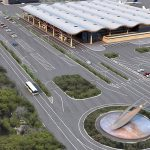 Odessa International Airports new terminal