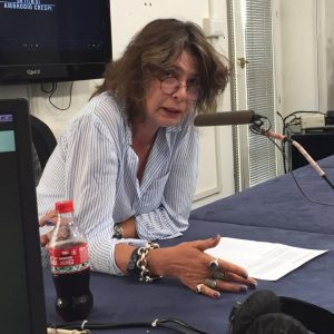 Анна Зафесова, La Stampa, Милан, Италия