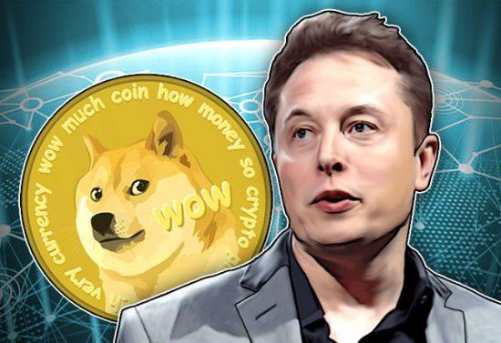 Elon Musk & Dogecoin